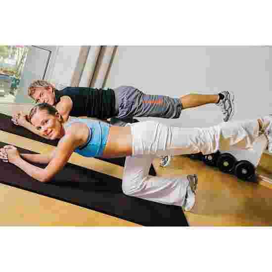 Natte de gymnastique Sport-Thieme « Confort » Env. 180x100x0,8 cm, Noir