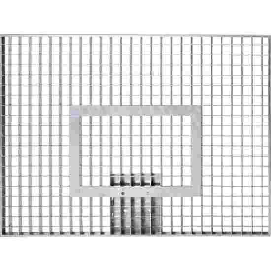 Panneau de basket en acier 120x90 cm
