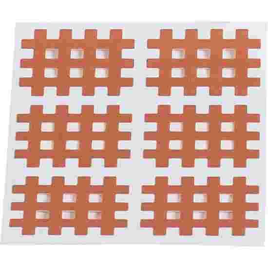 Pansements Gittertape Jovitape 120 pansements 3,6x2,8 cm