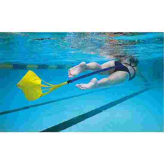 Parachute/toile de freinage StrechCordz 20 cm, toile jaune