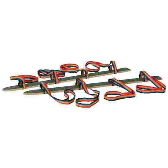 Pedalo Coordo-ski « Sangle main/pied » Longueur 160 cm pour 4 personnes