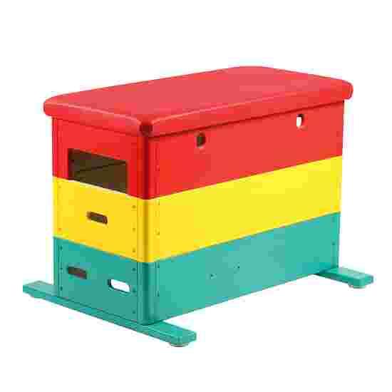 Plinth « Vario Mini » 3 caissons multicolore Sans dispositif de transport