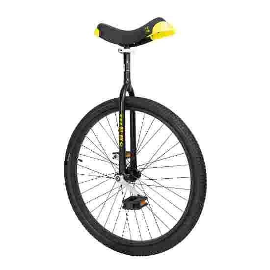 Qu-Ax Monocycle d'extérieur « Luxus » Pneu 26'' (ø 66 cm), cadre noir