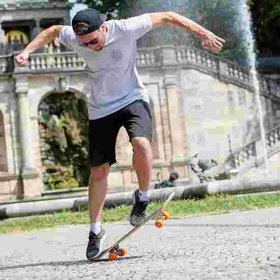 Schildkröt Skateboard «Kicker 31»
