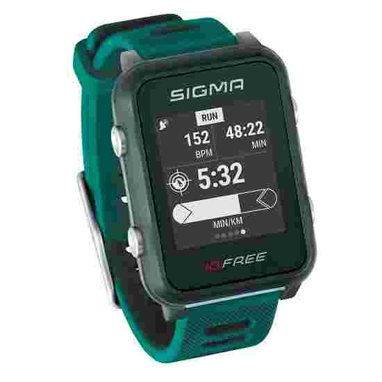 "Sigma Fitness horloge ""iD Free"" Groen"