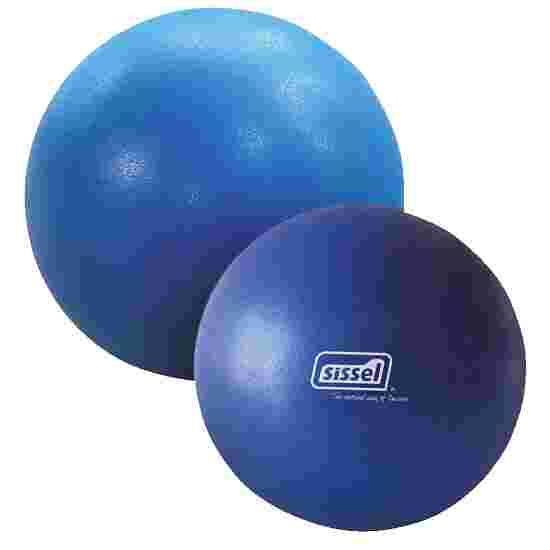 Sissel Ballon de Pilates Soft ø 22 cm, bleu
