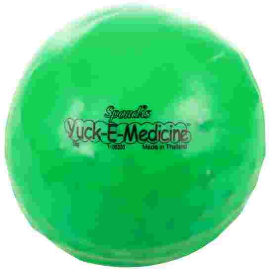 "Spordas Medicijnbal ""Yuck-E-Medicinebal"" 2 kg, ø 16 cm, groen"
