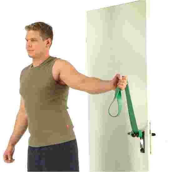 Sport-Thieme Bande d'entraînement  « Jumpstretch » Vert, extra difficile