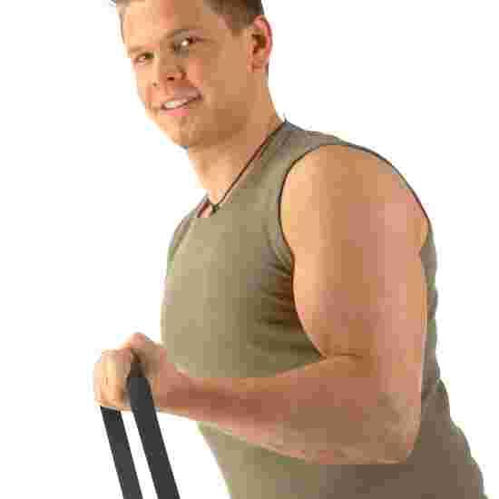 Sport-Thieme Bande d'entraînement  « Jumpstretch » Noir, moyen