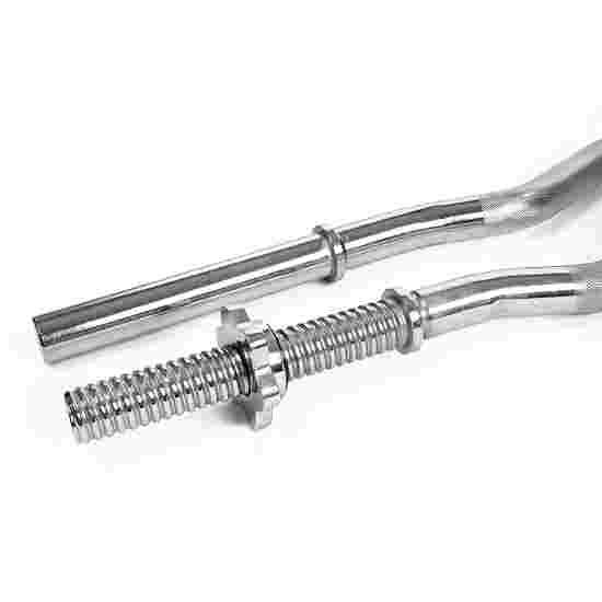 Sport-Thieme Barre de curl, ø 30 mm Avec filetage de sécurité