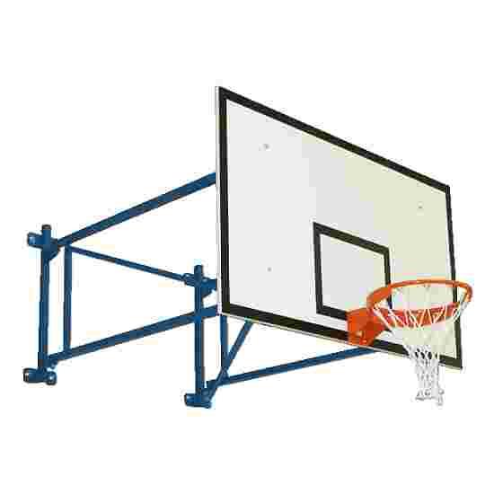Sport-Thieme basketbalmuurconstructie, vaste uitvoering Betonmuur