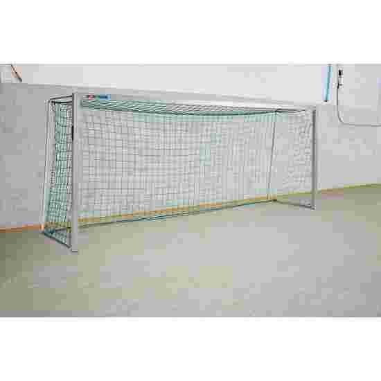 Sport-Thieme But de foot en salle 5x2 m Profilé carré 80x80 mm
