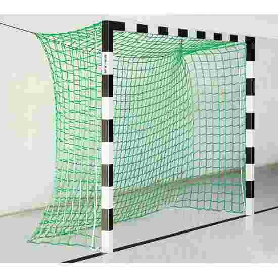 Sport-Thieme But de hand en salle 3x2 m, sans supports pour filet Noir-argent