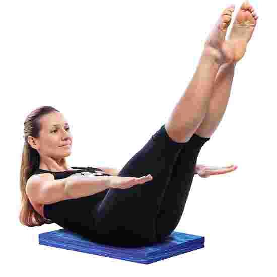 Sport-Thieme Dalle de Pilates « Premium » Bleu