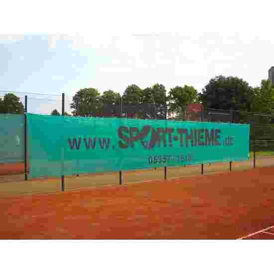 Sport-Thieme Filet brise-vent et pare-vue 12x2 m, vert foncé