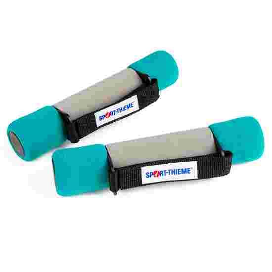 Sport-Thieme Haltères d'aérobic 1,5 kg, vert