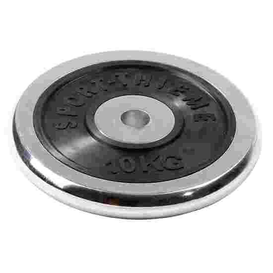 Sport-Thieme Halterschijf van chroom 10 kg