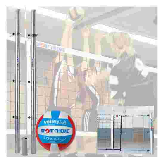 Sport-Thieme Installation de volley « Universel »
