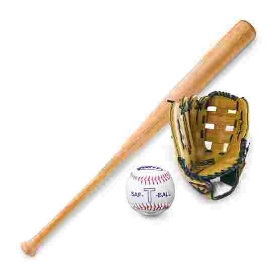 Sport-Thieme Kit baseball/tee-ball « Senior » Avec gant main droite