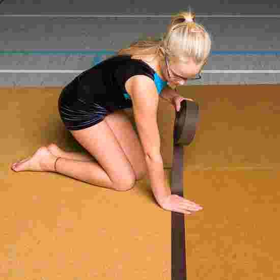 "Sport-Thieme Klittenband ""Connect"" Bruin, L: 12 m - B: 5 cm"