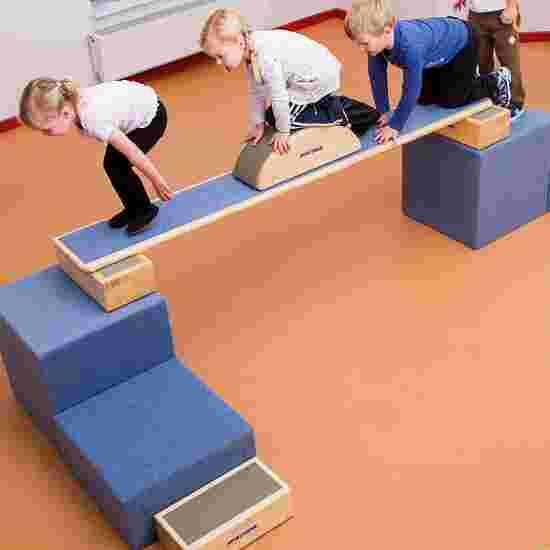 Sport-Thieme Lüne-Combinato Plank met Viltbekleding