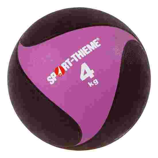 Sport-Thieme Medecine ball en caoutchouc 4 kg, ø 24 cm