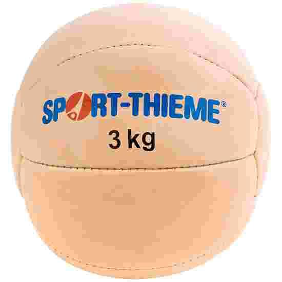 "Sport-Thieme Medicinebal ""Tradition"" 3 kg, ø 28 cm"