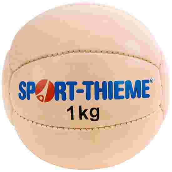 "Sport-Thieme Medicinebal ""Tradition"" 1 kg, ø 19 cm"
