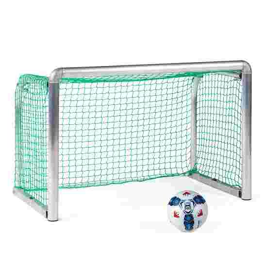"""Sport-Thieme Mini-Trainingsdoel """"Protection"""" 1,20x0,80 m, diepte 0,70 m, Incl. net, groen (mw 10 cm)"""