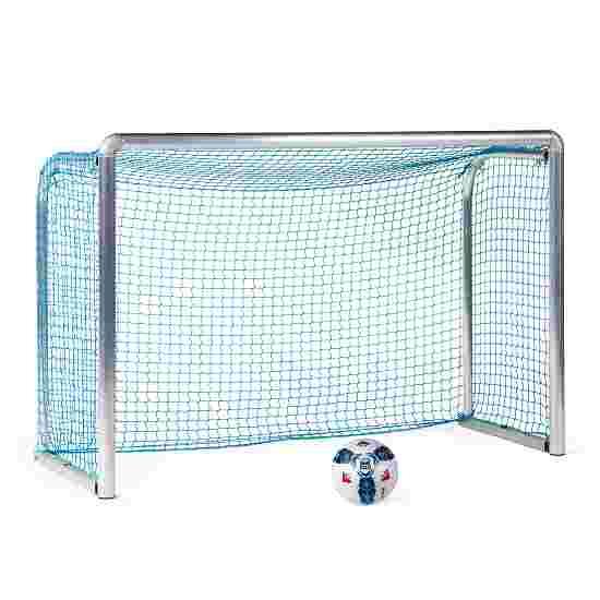 "Sport-Thieme Mini-Trainingsdoel ""Protection"" 1,80x1,20 m, Tortiefe 0,70 m, Incl. net, blauw (mw 4,5 cm)"