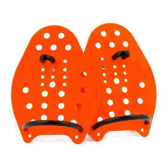 Sport-Thieme Paddles Swim-Power Taille XS, 17x13 cm, Orange