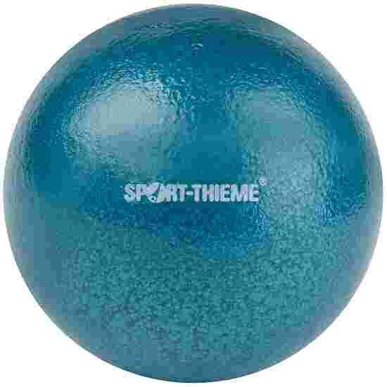 Sport-Thieme Poids de compétition « Fonte » 6 kg, bleu, ø 119 mm