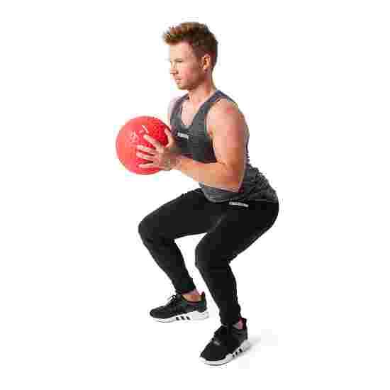 Sport-Thieme Slam Ball 3 kg, Rood