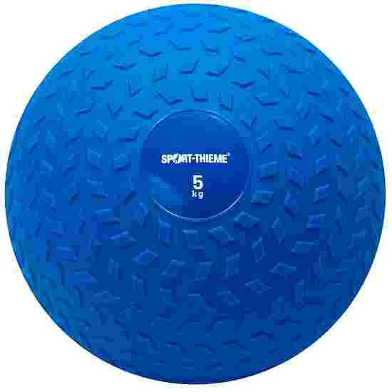 Sport-Thieme Slam Ball 5 kg, Blauw
