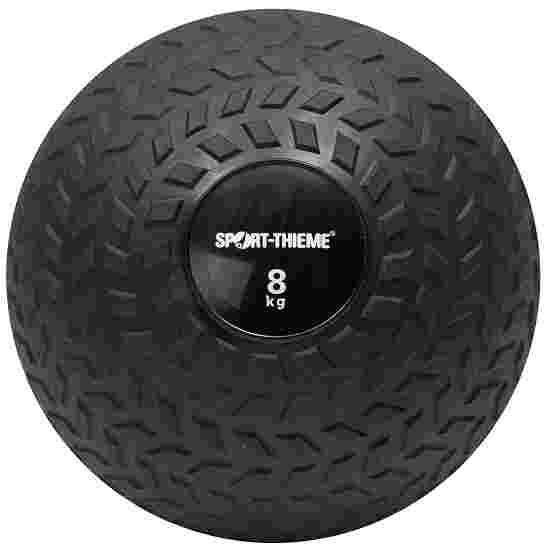 Sport-Thieme Slam Ball 8 kg, Zwart
