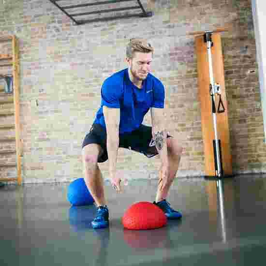 Sport-Thieme Slam Ball 10 kg, Rood