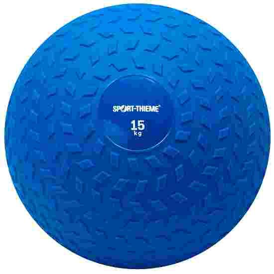 Sport-Thieme Slam Ball 15 kg, Blauw
