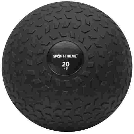 Sport-Thieme Slam Ball 20 kg, Zwart