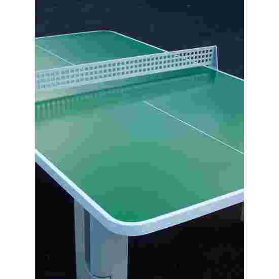 Sport-Thieme Table de tennis de table en béton polymère « Champion » Vert