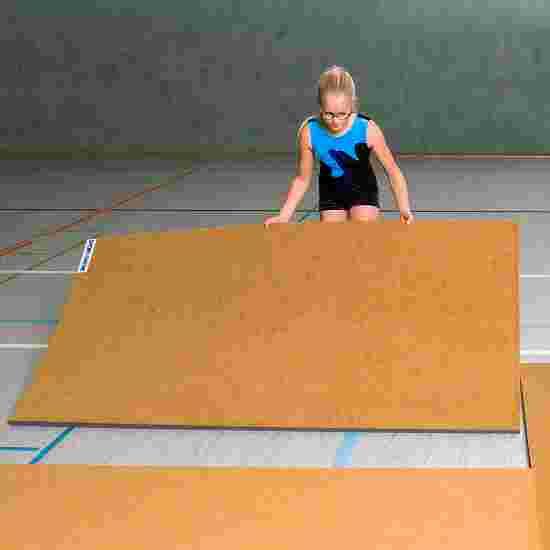 Sport-Thieme Trainingsmatten 200x100x3,5 cm, Amber