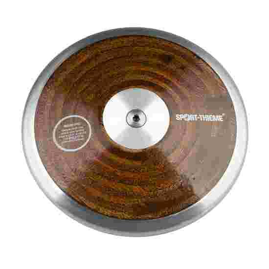 "Sport-Thieme Wedstrijd-Discus  ""Hout"" 0,75 kg"