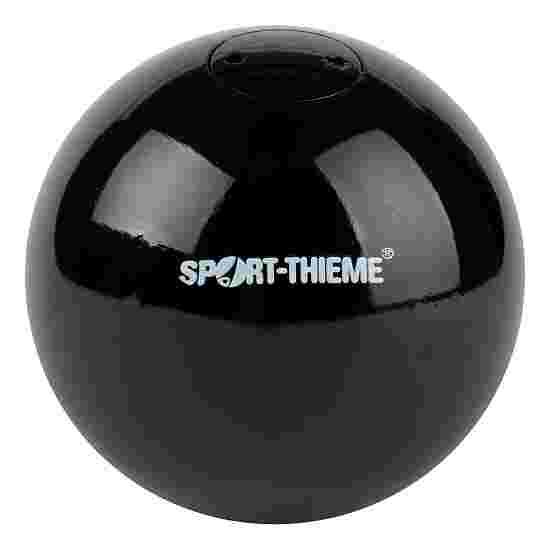 "Sport-Thieme Wedstrijd-Stootkogel ""Staal"" 4 kg, zwart, ø 102 mm"