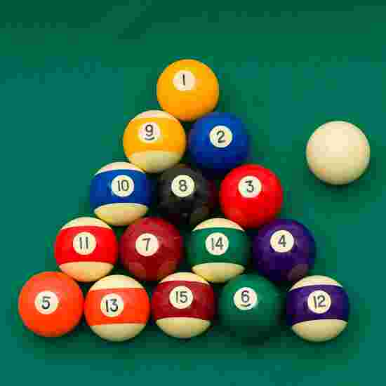 "Sportime® Biljartballen ""Pool Sport"" ø 57,2 mm"