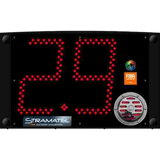 Stramatel Afficheur 24 secondes SC24 Autonom Commande radio