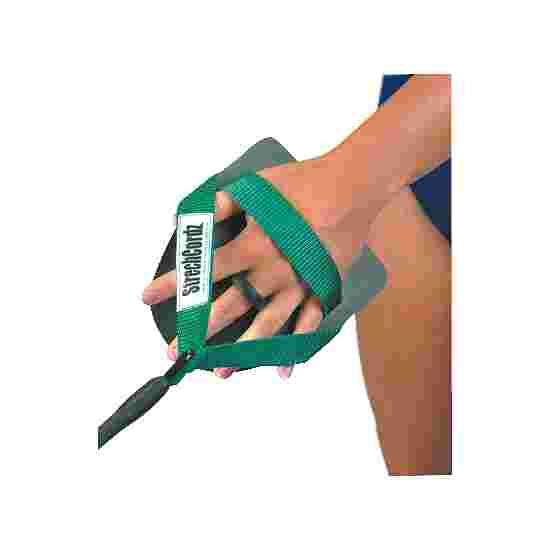 StrechCordz met handpaddles Groen, treksterkte 3,6-10,8 kg