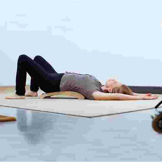 Support d'étirement et de massage du dos Thérapie