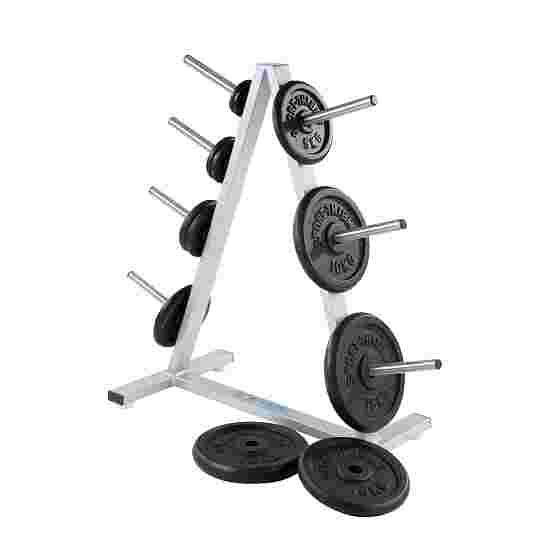 Support Sport-Thieme pour disques d'haltère 30 mm, 7 emplacements