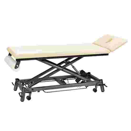 Table de thérapie Ecofresh 68 cm Anthracite, Ivoire