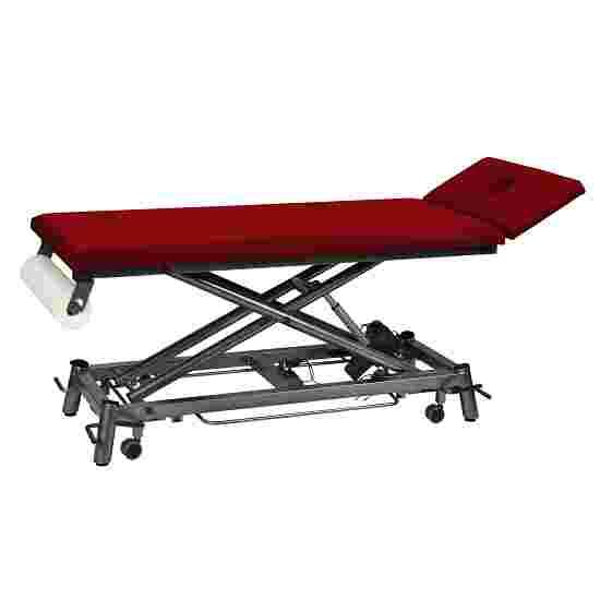 Table de thérapie Ecofresh 68 cm Anthracite, Bordeaux