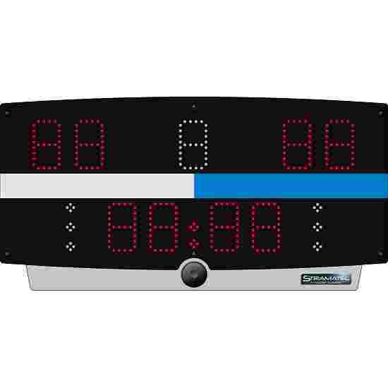 Tableau d'affichage pour water-polo Stramatel « W-Top » Batterie